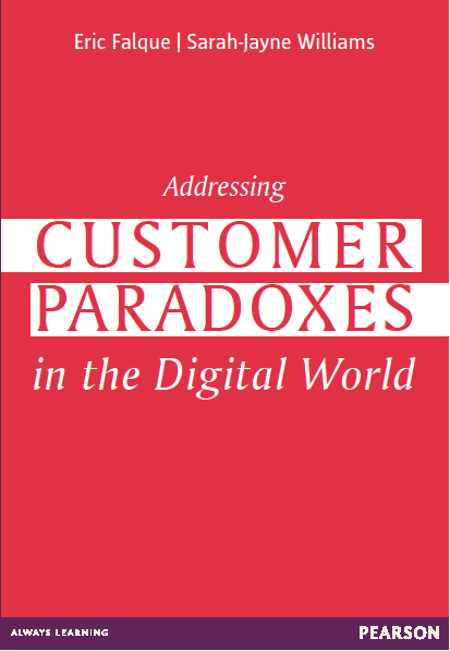 """Addressing customer paradoxes in the Digital World"", Pearson"