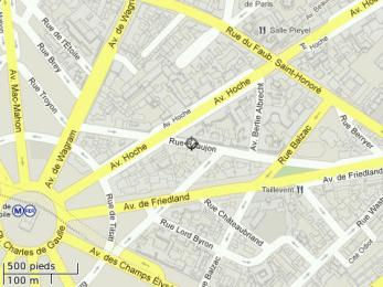 Google Maps sur BlackBerry