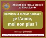 Innovation au Napoleon_Hotellerie et Medias Sociaux
