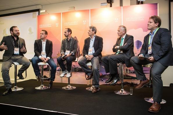 Adobe Summit_Digital Marketing Think Tank