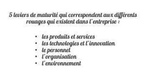 5 leviers de transformation digitale