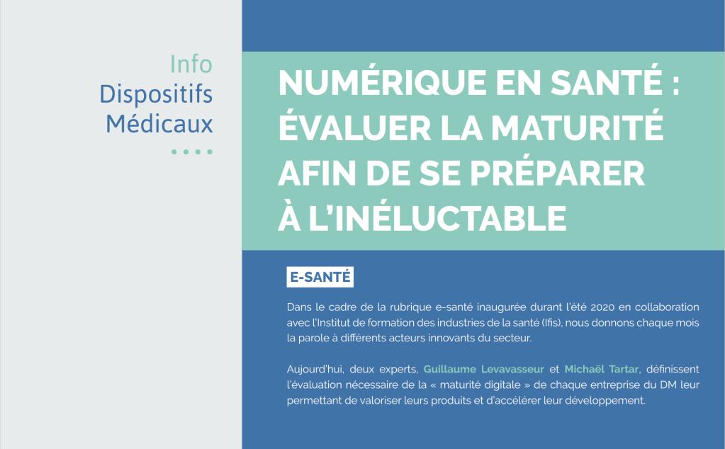 Info Dispositifs Médicaux n°104, mai 2021